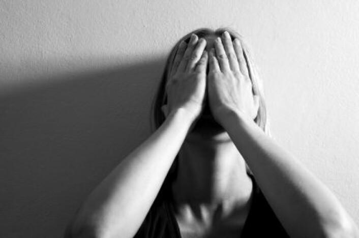 Depresjon kan få visse hjerneområder til å skrumpe inn – og skaden kan blir varig, selv om sykdommen er overstått. (Foto: iStockphoto)