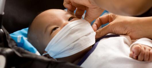 Korona kan være farlig for nyfødte