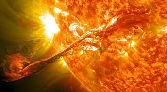 Solen vår er en rolig type sammenlignet med andre sol-lignende stjerner. Men hva betyr det?