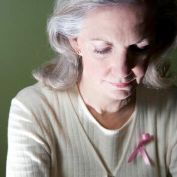 Brystkreft. (Foto: iStockphoto)