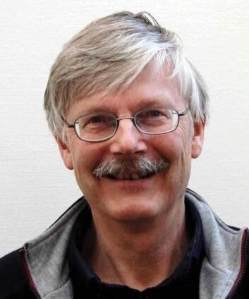 Erik Mønness. (Foto: Frode Skår)