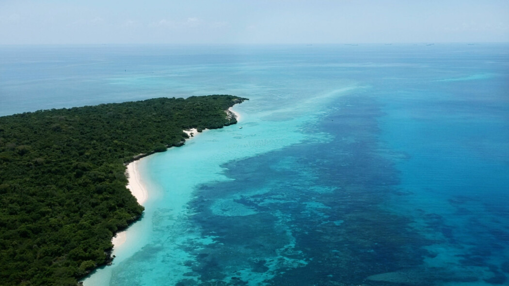 Mdbudya: Den vakre kystlinjen langs Øst-Afrika er under hardt press fra utbygging, turisme og fiske.
