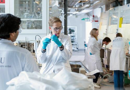 NTNU establishes a factory to produce coronavirus tests