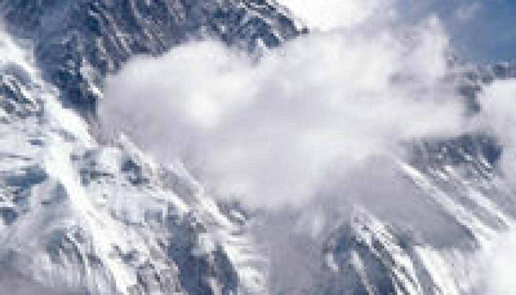 Himalayas vei til toppen