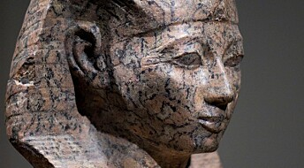 Smurte farao seg i hjel?
