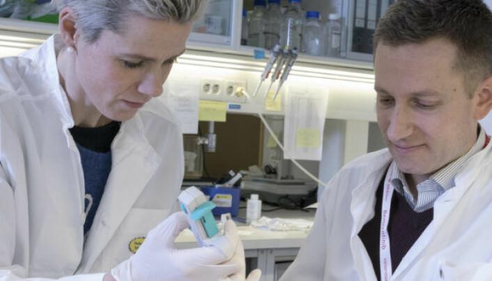 Norsk-britisk kreftmedisin skal testes på britiske covid-19-pasienter