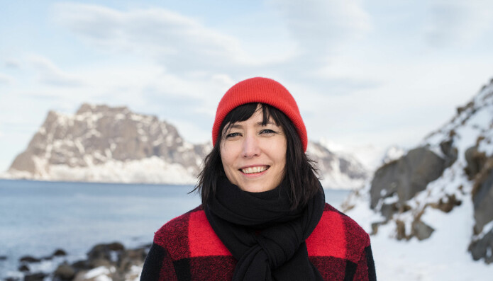 Samfunnsgeograf Berit Kristoffersen leder forskningsinnsatsen fra UiTs side i prosjektet Smart Senja.