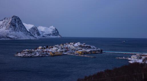 Øysamfunnet Senja satser på fornybar energi