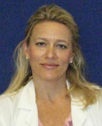 Postdoktor og kreftspesialist Sissi Espetvedt Finstad. (Foto: Alf Bøhler)