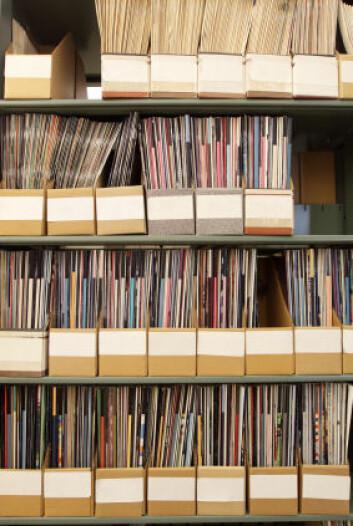 Impact factor ble innført for at bibliotekene skulle vite hvilke tidsskrifter de skulle abonnere på. I dag er alt tilgjengelig på nettet - men det som ikke er åpent tilgjengelig sliter. (Foto: Istockphoto)