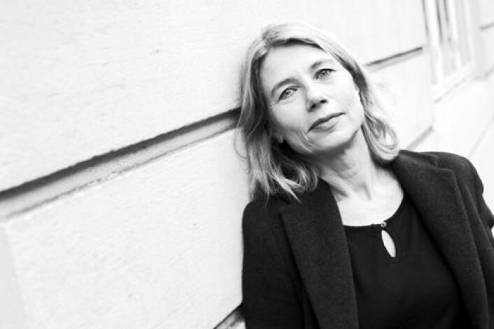 Inger Beate Larsen har forsket på hvordan institusjonsbygninger påvirker behandlingen. (Foto: Erik Sund)