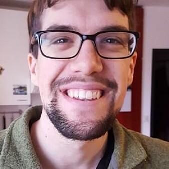 Jakob Dörr, PhD-stipendiat i Arven etter Nansen.