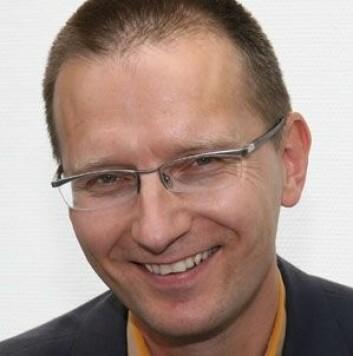 Øyvind Kvalnes.
