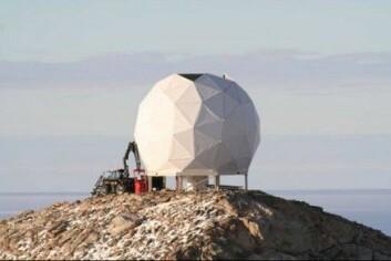 """""""Byggingen av TrollSat i Antarktis skal etter planen være ferdig i 2007."""""""