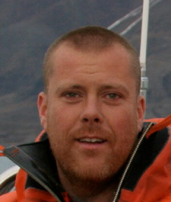 Jørgen Berge er professor i arktisk og marin biologi ved Universitetet i Tromsø. (Foto: UiT)