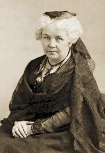 Elizabeth Cady Stanton. (Foto: Wikimedia Commons)