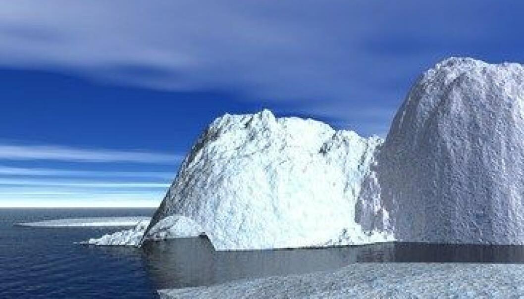 Havet i Arktis blir surere
