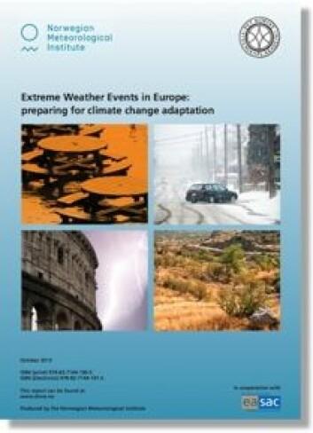 Bak rapporten står EASAC, en sammenslutning av europeiske vitenskapsakademier. (Foto: (Forside: EASAC))