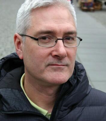 Norman Anderssen. (Foto: Ida Irene Bergstrøm)