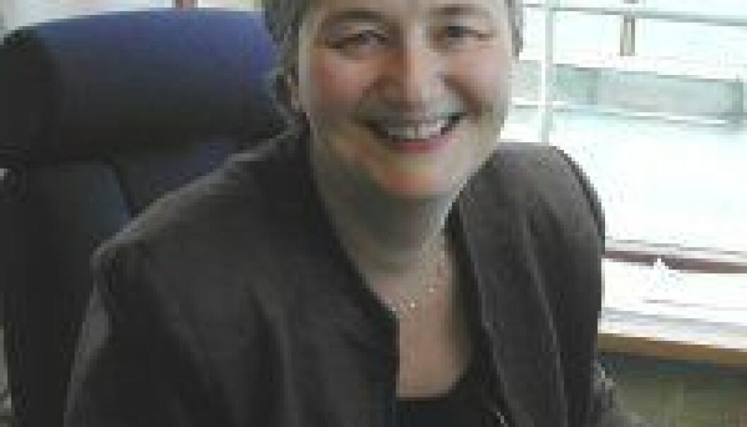"""Alvhild Alette Børkum"""