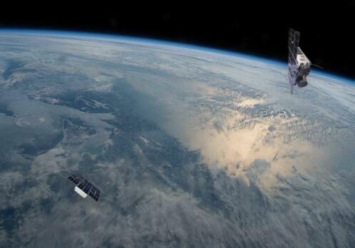 Dutch-Norwegian collaboration on nanosatellites