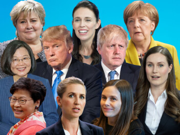 Er kvinnelige statsledere flinkere til å håndtere koronakrisen?