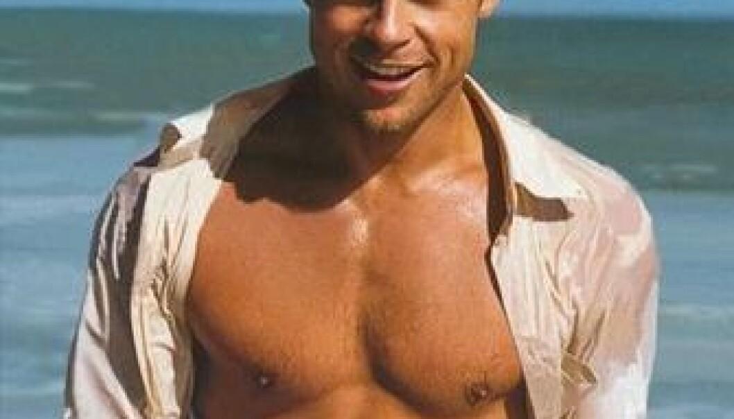 Hvem ønsker seg ikke en slank og muskuløs kropp a la Brad Pitt? www.flixter.com
