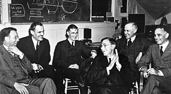 Var forskernes frihet en av grunnene til at de allierte vant andre verdenskrig?