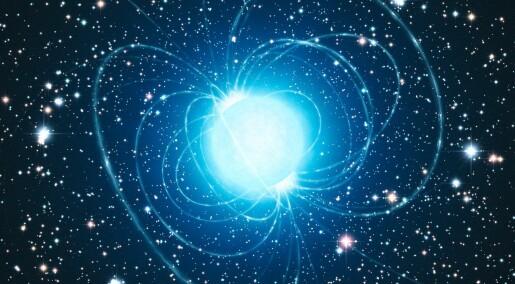 Astronomer har for første gang oppdaget et radioglimt fra vår egen galakse