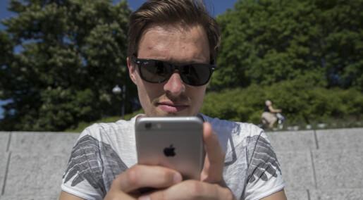 Får mobilen oss til å dele mer?