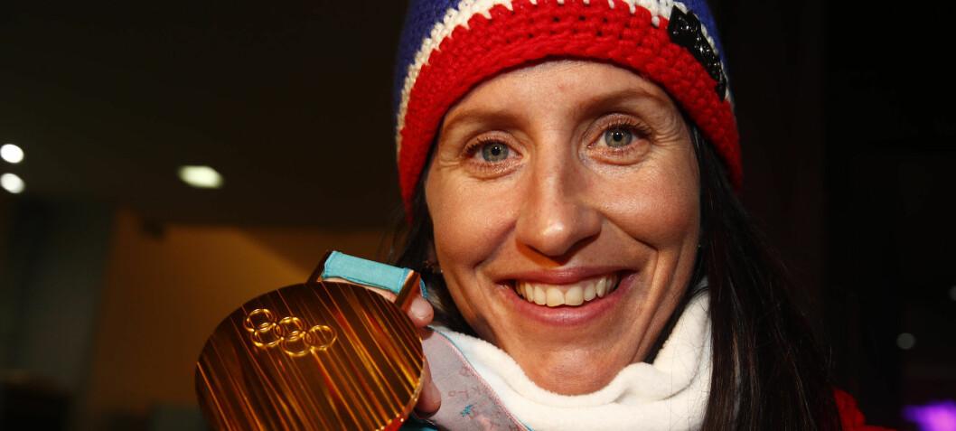 Slik kom Marit Bjørgen tilbake på vinnersporet
