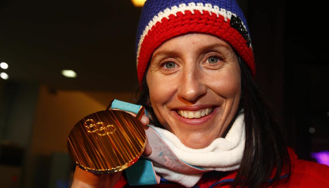 Marit Bjørgen tok OL-gull i klassisk 30 km i vinter-OL i Pyeongchang i 2018. Ti år før gikk det ikke så bra.