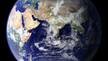 Skjult hav i jordas indre