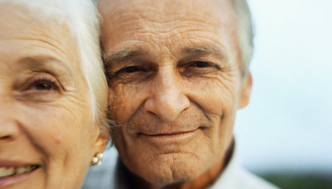 Eldre taper på å bli flere