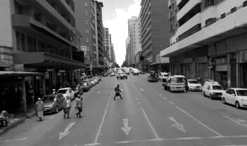 Hva kan en gatekrangel fortelle om sosiale og materielle strukturer i Sør-Afrika?