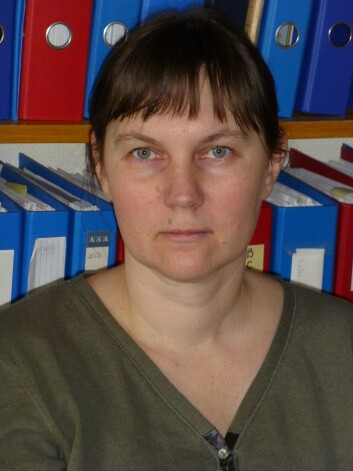 Forsker Asta Juzeniene anbefaler ti til tyve minutter soling uten solkrem. (Foto: Privat)