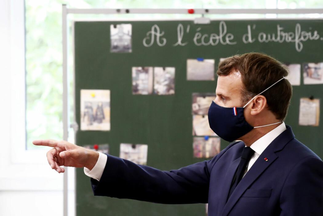 I tråd med president Macrons løfte skal hele Frankrike nå ut av dvaletilstanden. Litt mer er lov igjen, men mye er fortsatt forbudt.