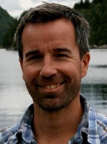 Ole-Kristian Hess-Erga. (Foto: Bjørn Faafeng/Niva)