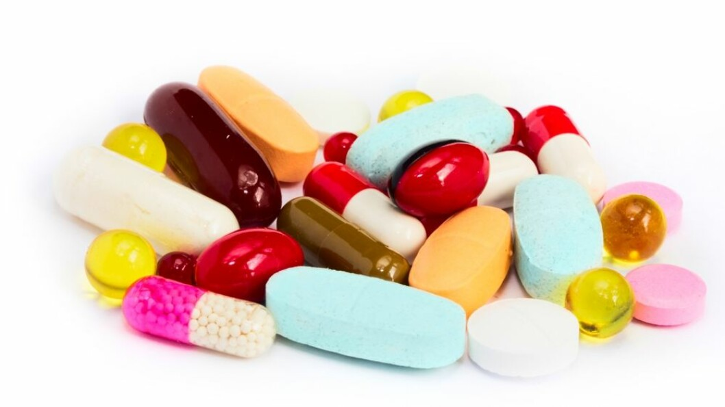 """""""Nok er nok. Slutt å kaste bort penger på vitamin- og mineraltilskudd"""", oppfordrer en gruppe forskere i legetidsskriftet Annals of Internal Medicine. (Foto: Colourbox)"""