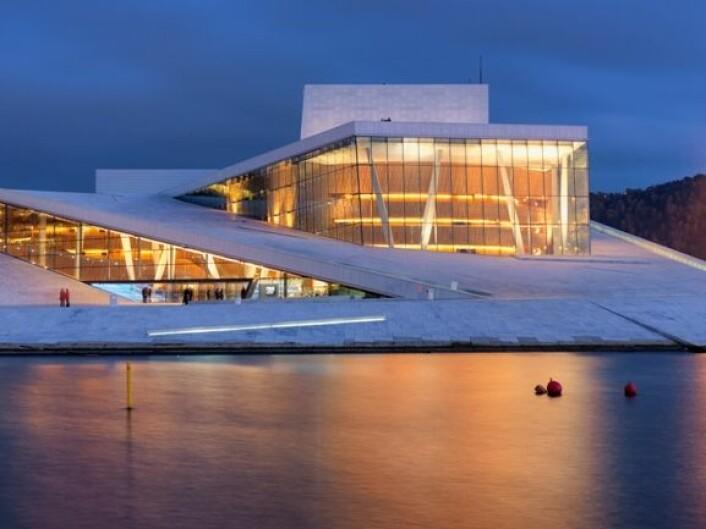 Operaen i Oslo. (Foto: Scanpix, Bård Løken)