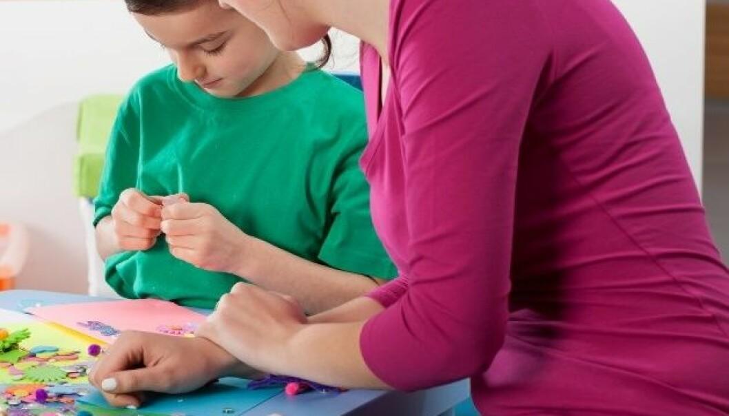 Effektiv behandling for barn med autisme