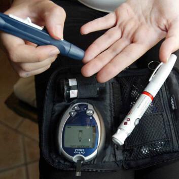En stor del av årsaken til type 2-diabetes ligger i genene. Ny forskning viser at det ofte er en blant flere tusen sjeldne varianter av gener som spiller inn. (Foto: Colourbox)