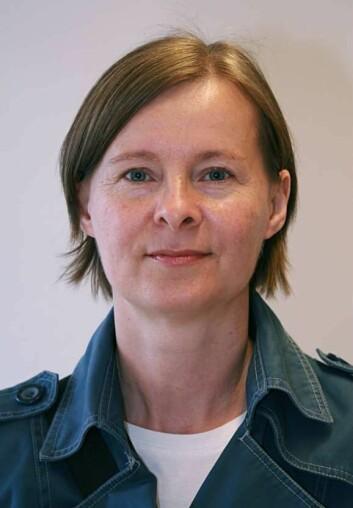 Marie Louise Seeberg. (Foto: Hussein Monfared, NOVA)
