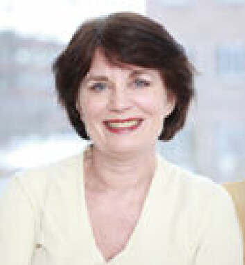 Rita Hvistendahl mener det norske lovverket om tospråklig- og morsmålsundervisning ikke følges veldig godt opp. (Foto: UiO)