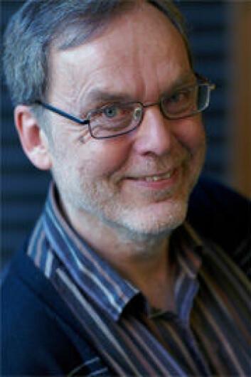 Øystein Sørensen leder Nettverk for totalitarismeforskning ved IAKH, UiO. (Foto: Annica Thomsson)