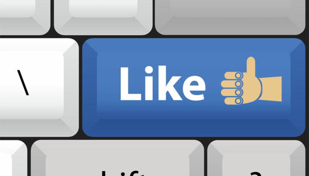 Syke vil være normale på Facebook