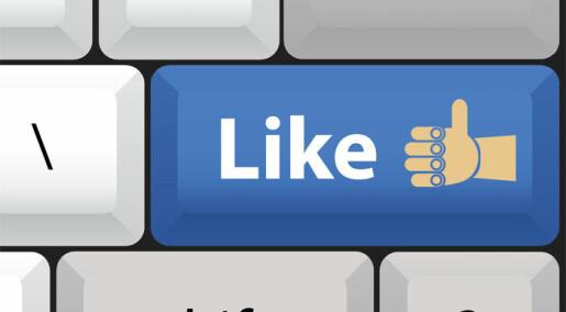 Lett å støtte gode formål på Facebook