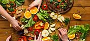 Nordmenn er blant de ivrigste fruktspiserne i Europa