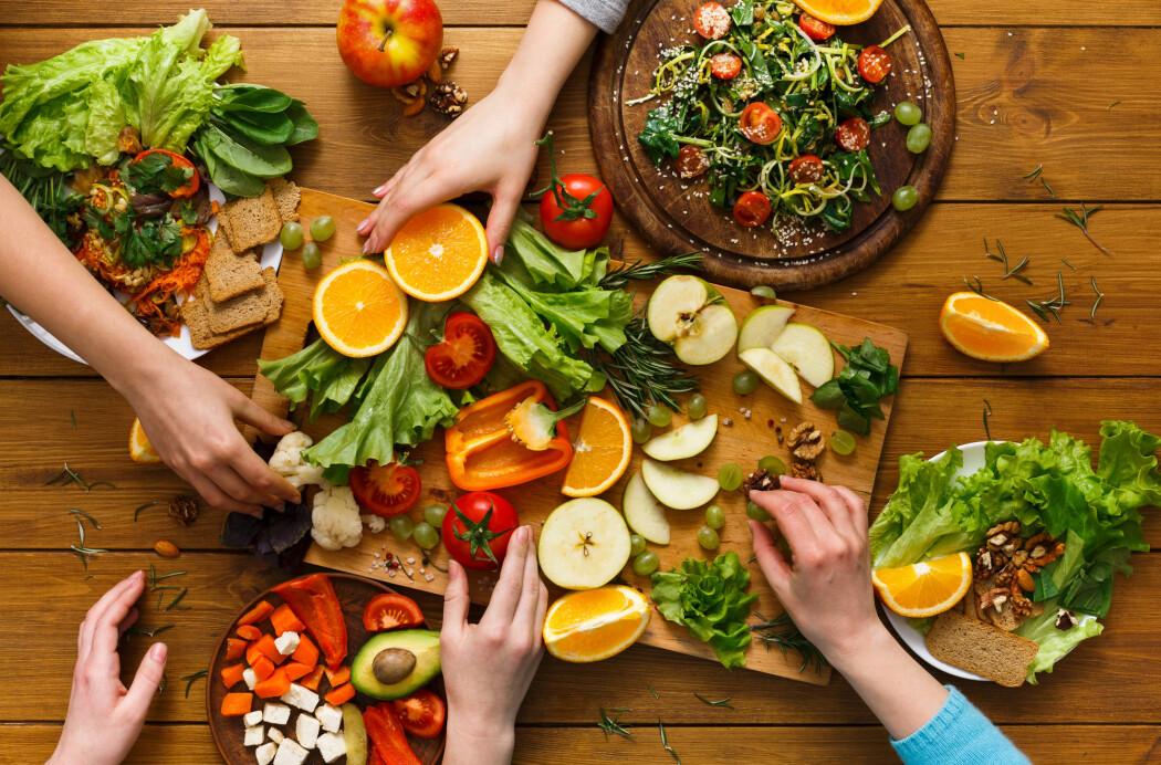 Sammen med innbyggerne i Frankrike, Spania, Portugal og Storbritannia er nordmenn blant dem som spiser mest frukt i Europa.