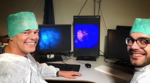 Etter Nobelprisen: Edvard Moser forsker videre på Alzheimers